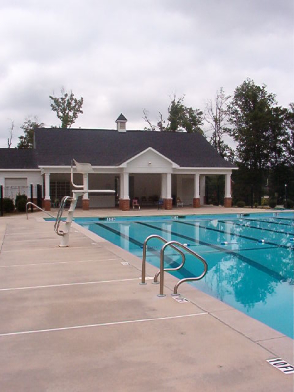 Barnesville Swimming Pool