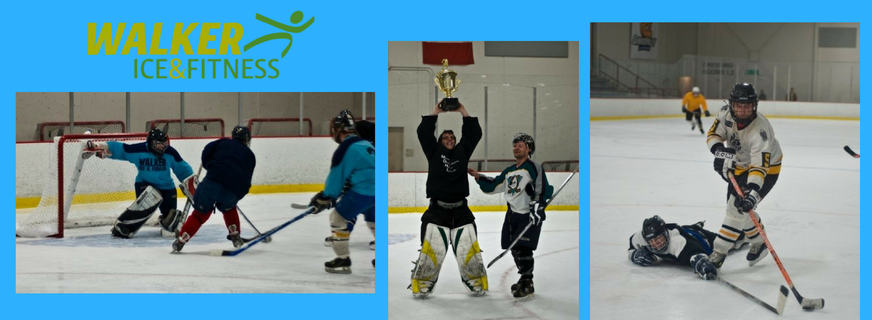 Adult Hockey photo collage 2