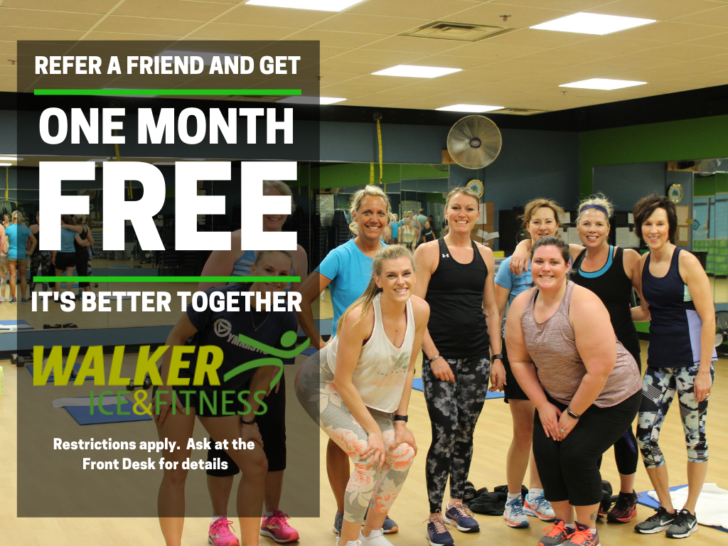 REFER A FRIEND AND GET (7)