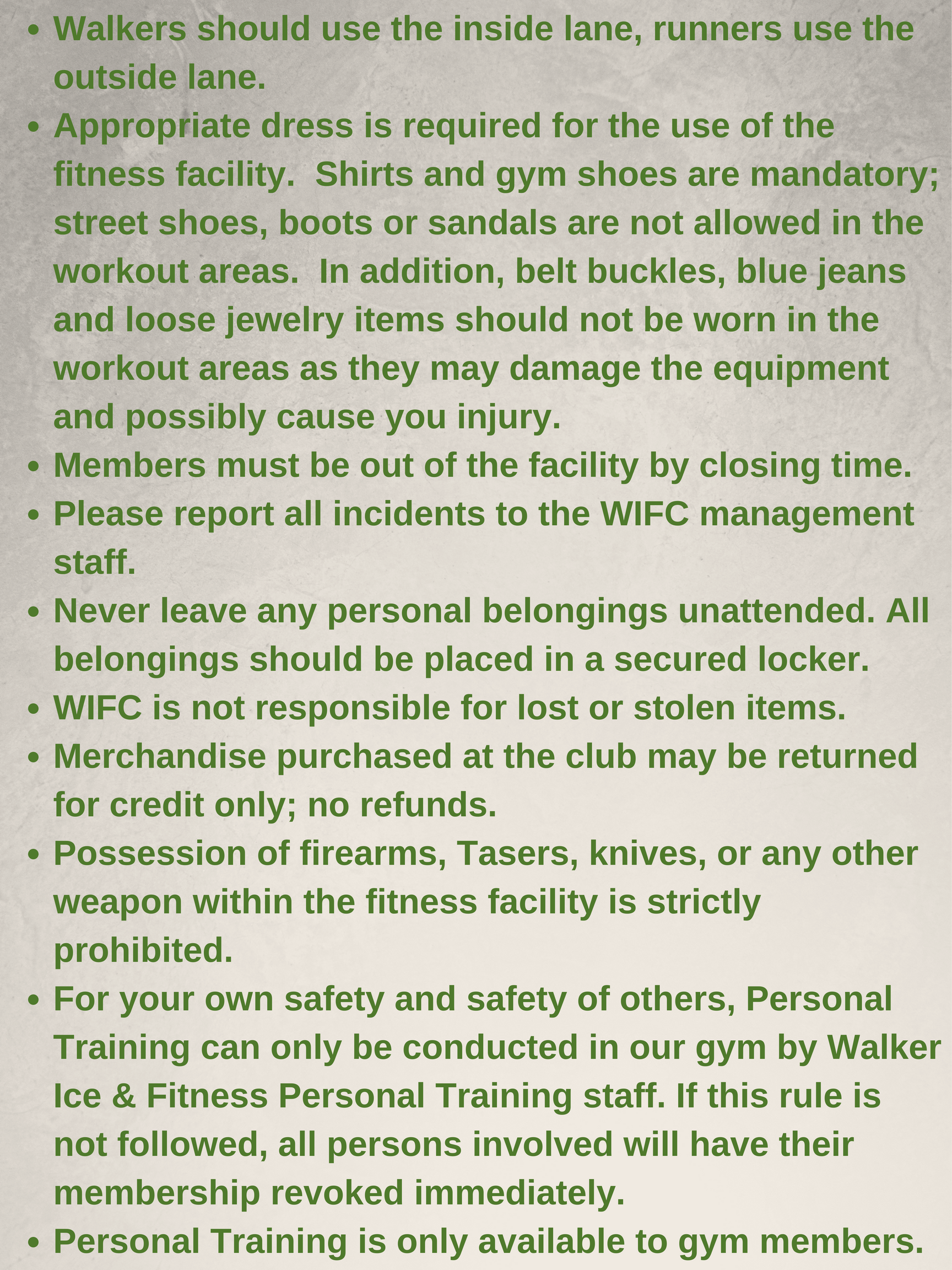 fitness rules page 2 typos fixed